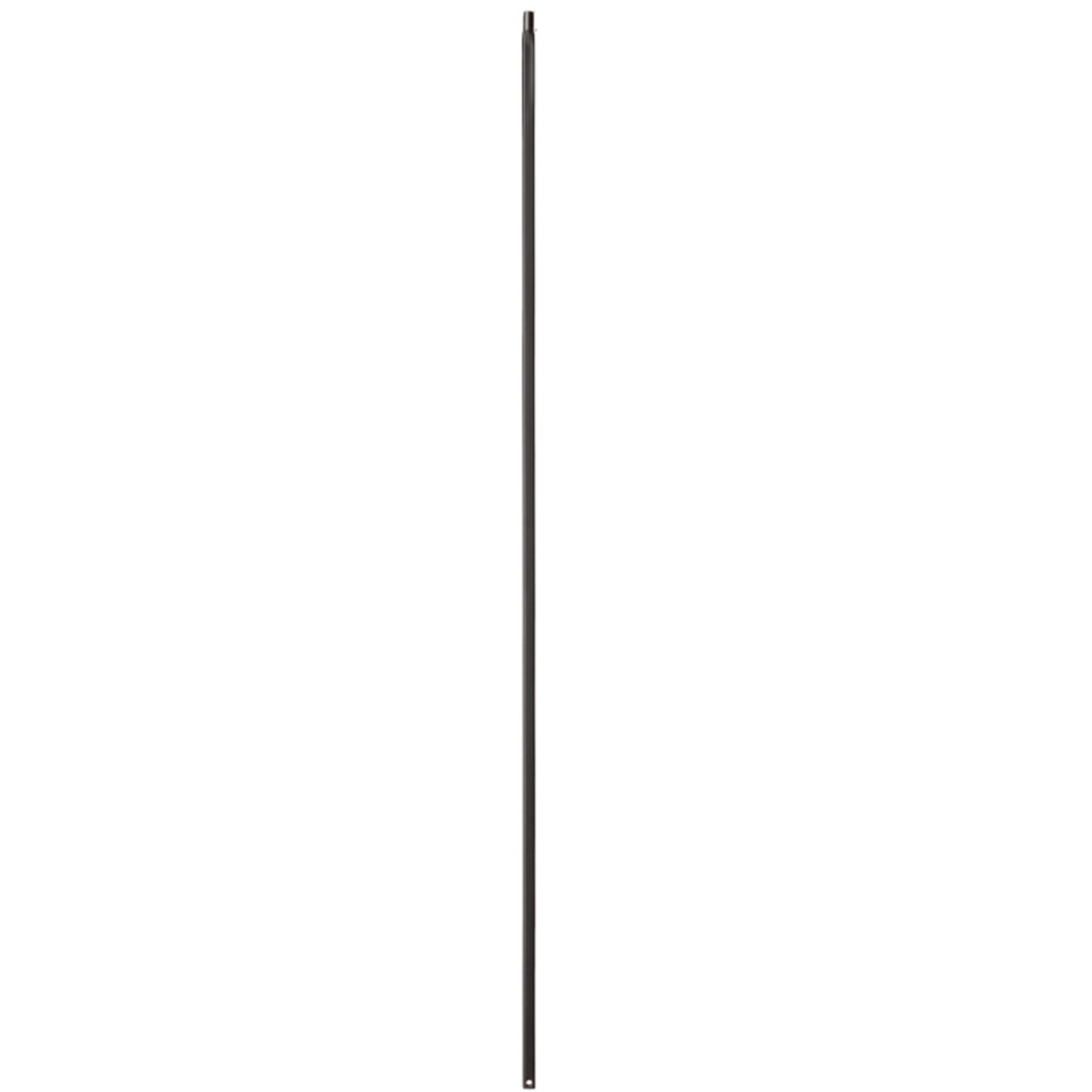 straight iron baluster