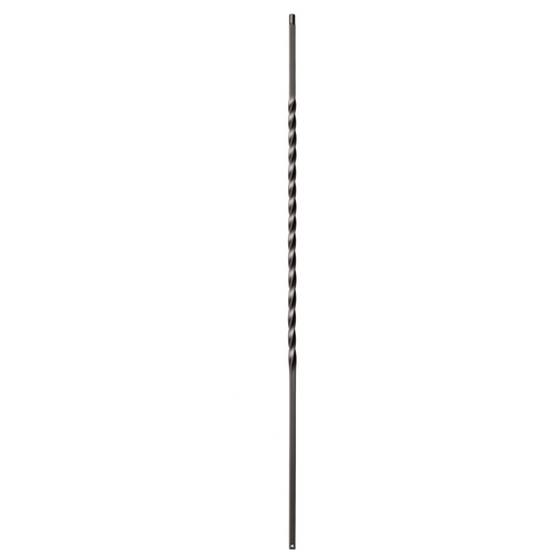 iron baluster long twist