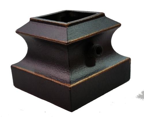 Oil-Rubbed Copper flat shoe