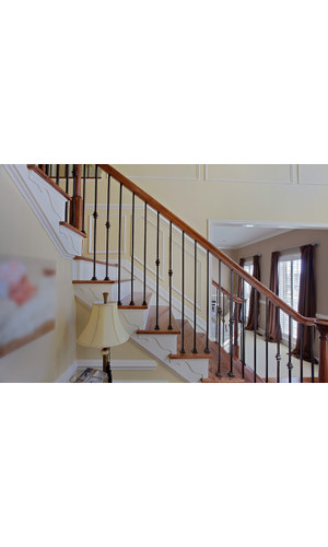 Iron balusters from Lighted Landings