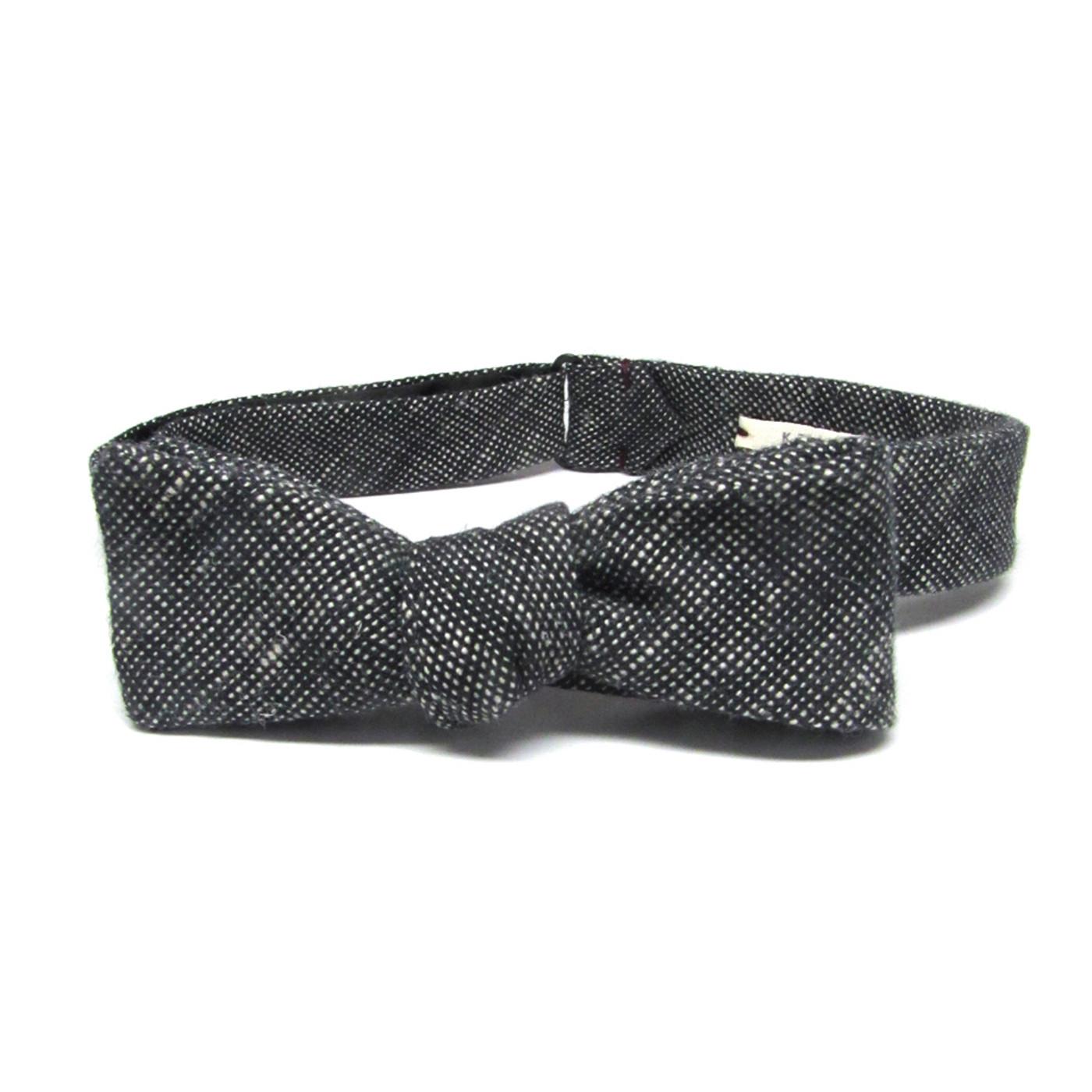 Black & White Bow Tie