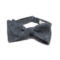 Indigo Bow Tie