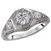 Classic Diamond Ring (118291-040C)