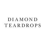 Diamond Teardrops