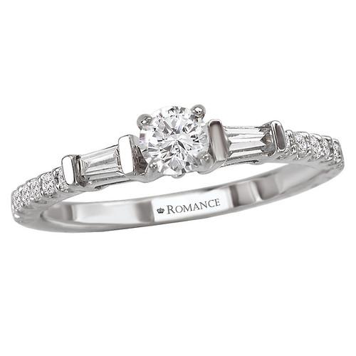 Complete Diamond Ring (118021-050C)