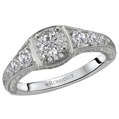 Classic Diamond Ring (118294-040C)