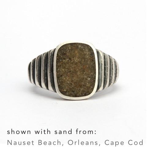 Men's Sandstep Ring