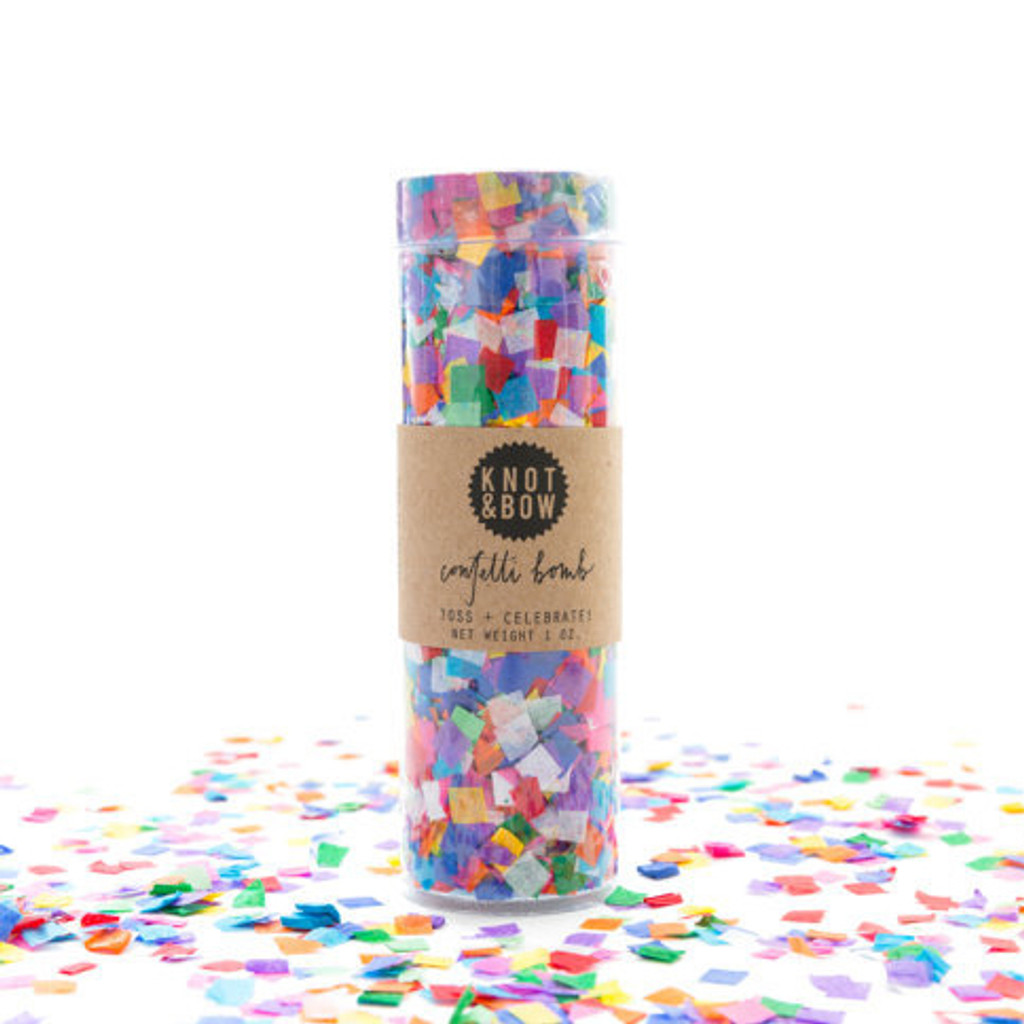 Party Confetti Bomb, Tiny Rainbow