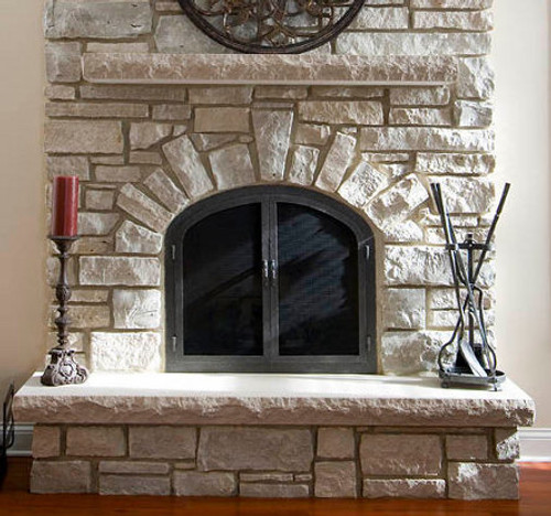 rectangular premium buff limestone fireplace hearth rh shop easystonecenter com limestone fireplace hearth stone limestone fireplace hearth cleaning
