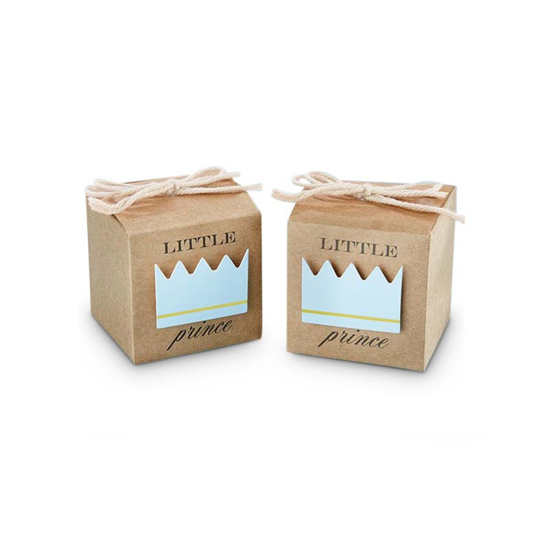 Little Prince Kraft Favor Box (Set of 24)