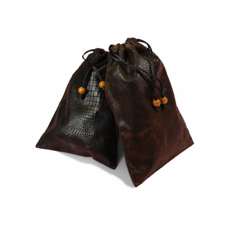 Faux Leather Bags 5 x 7