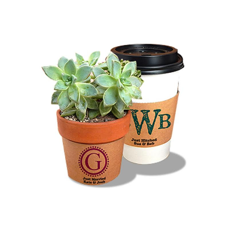 Monogram Insulated Cup Sleeves