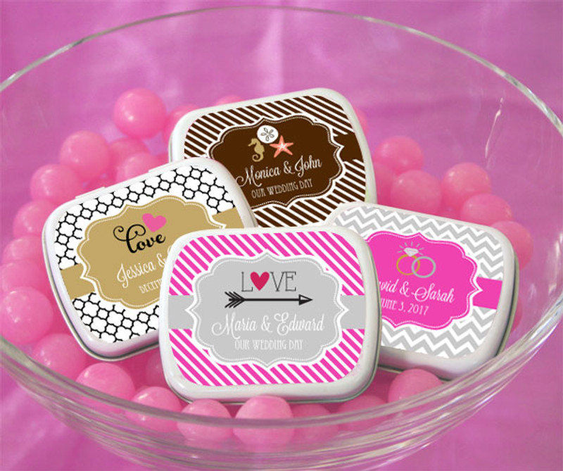 Theme Mint Tins