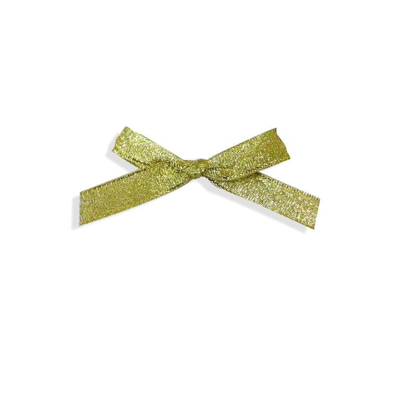 "2"" Sparkle mini twist tie bows"
