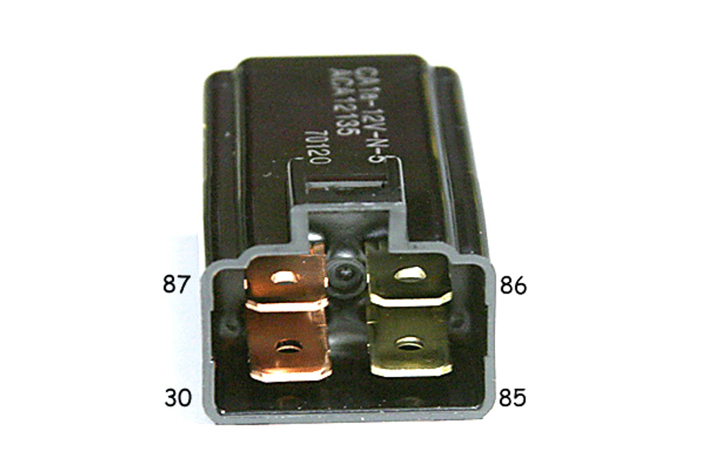 20 Amp Mini Relay Kit