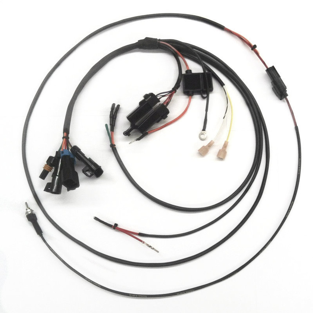 Micro Storm Race Spec Wiring Harness