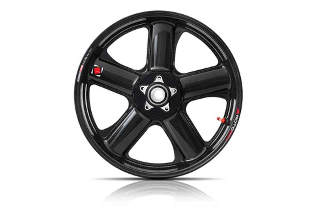 RBX2 Carbon Fiber Front Wheels