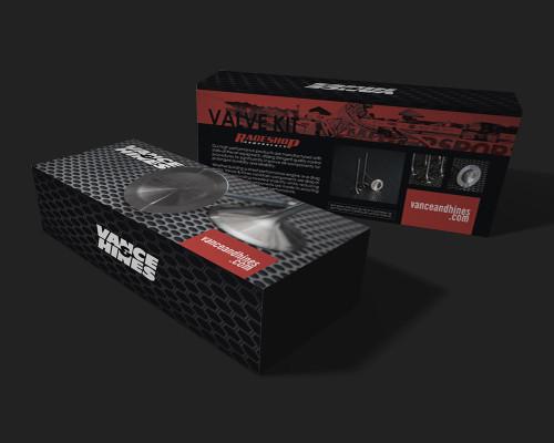 GSXR High Performance Intake Valves