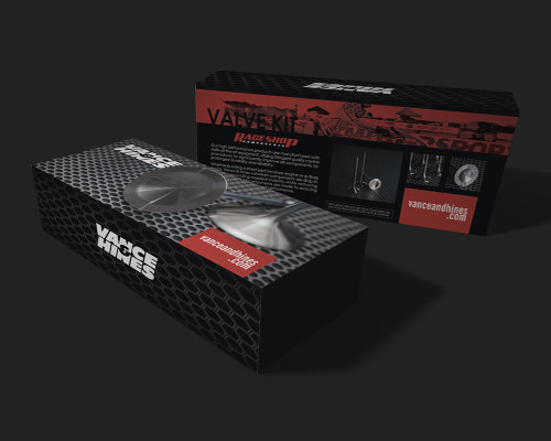 Kawasaki High Performance Intake Valves