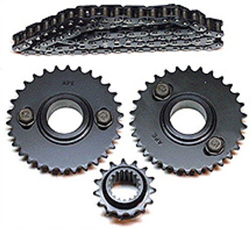 Hayabusa Roller Cam Chain Conversion Kit