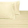 Split-Top-Sheets-Flex-Top-California-King-adjustable-beds-300TC-100-Cotton-Solid-Ivory