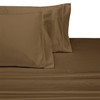 Split-Top-Sheets-Flex-Top-California-King-adjustable-beds-300TC-100-Cotton-Solid-Taupe