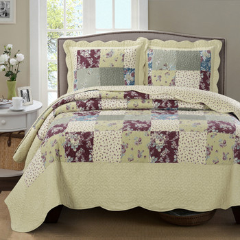 Oversize Bed Quilts And Coverlets