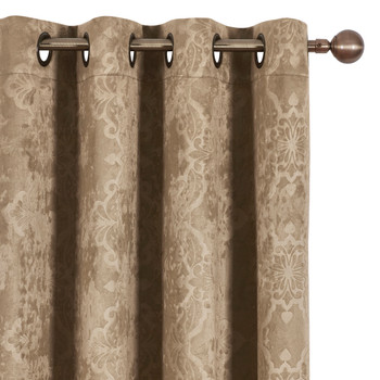 Bella Blackout curtain Detailed Image