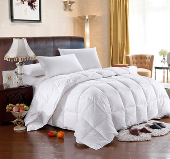 Goose Down Comforter King - California King Size