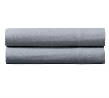 Heavyweight 100% Cotton Flannel Pillowcase Sets (Pair)