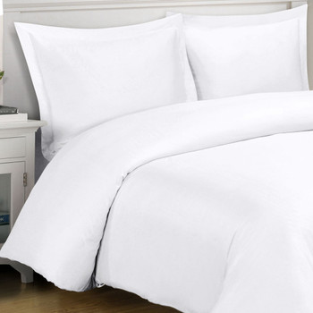 Silky Soft Bamboo Hybrid 3-Piece Duvet Cover Set