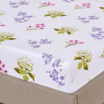 Blossom-300-Thread-Count-100%-Cotton-Sheet-Sets-Fitted-Depth