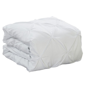 White-Oxford-Luxury-Soft-Pinch-Pleated-Comforter