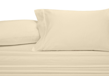 Pair of Pillowcases 100% Cotton 450 Thread Count-Linen