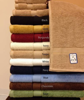 100%-Cotton-Highly-Absorbent-6-Piece-Towel-Set-Colors