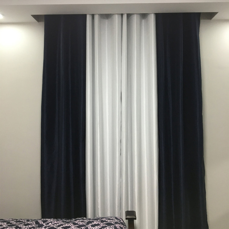 Soho Thermal Blackout Grommet Top Curtain Panels (Single)