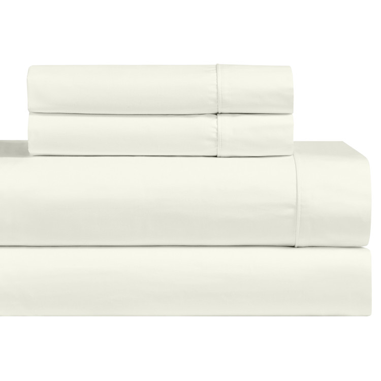 1000 Thread Count Easy Care Cotton Blend Bed Sheets