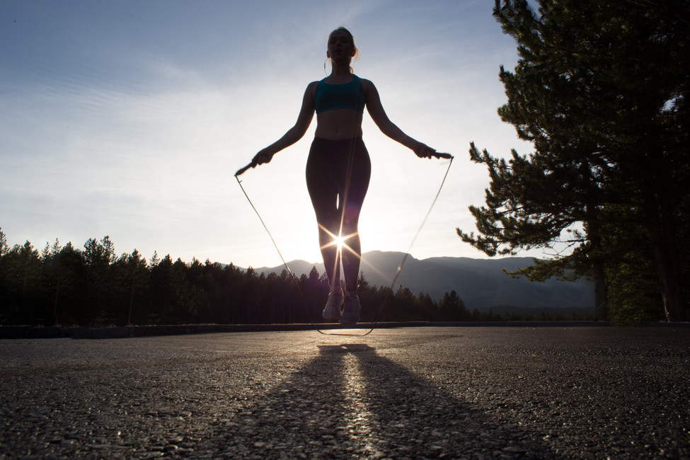 ​Four Benefits of Using A Jump Rope