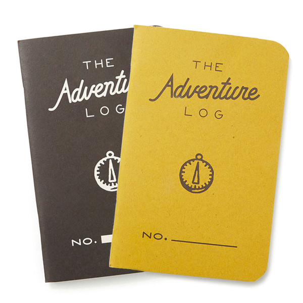 The Adventure Log (2pk)