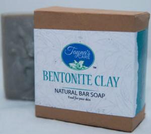 Bentonite Clay Natural Bar Soap