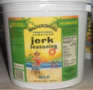 Walkerswood Jamaican Jerk Seasoning Mild Jumbo
