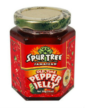 SPUR TREE PEPPER JELLY