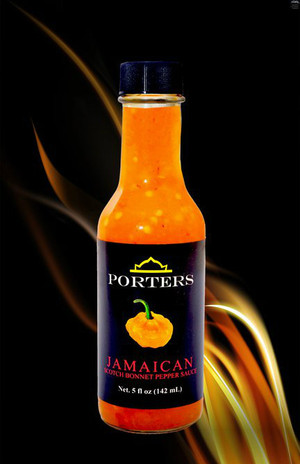 Porters Scotch Bonnet Pepper