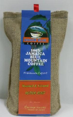 Riddim Blue 16oz Ground coffee