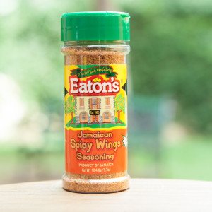JAMAICAN SPICY WINGS SEASONING
