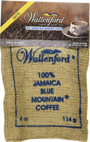 4oz Jute Bag Jamaica Blue Mountain RG