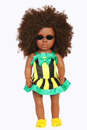 Sassy Swimwear Doll