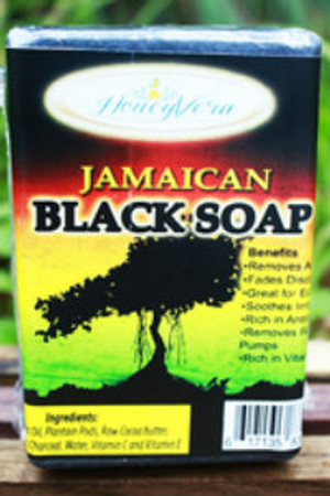 Honey Vera Black  soap
