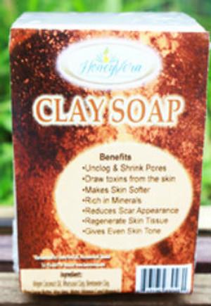 Honey Vera Clay  soap