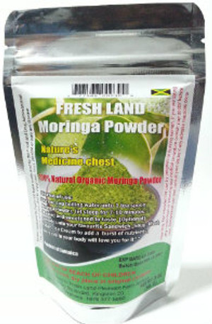 8 oz  Moringa Powder